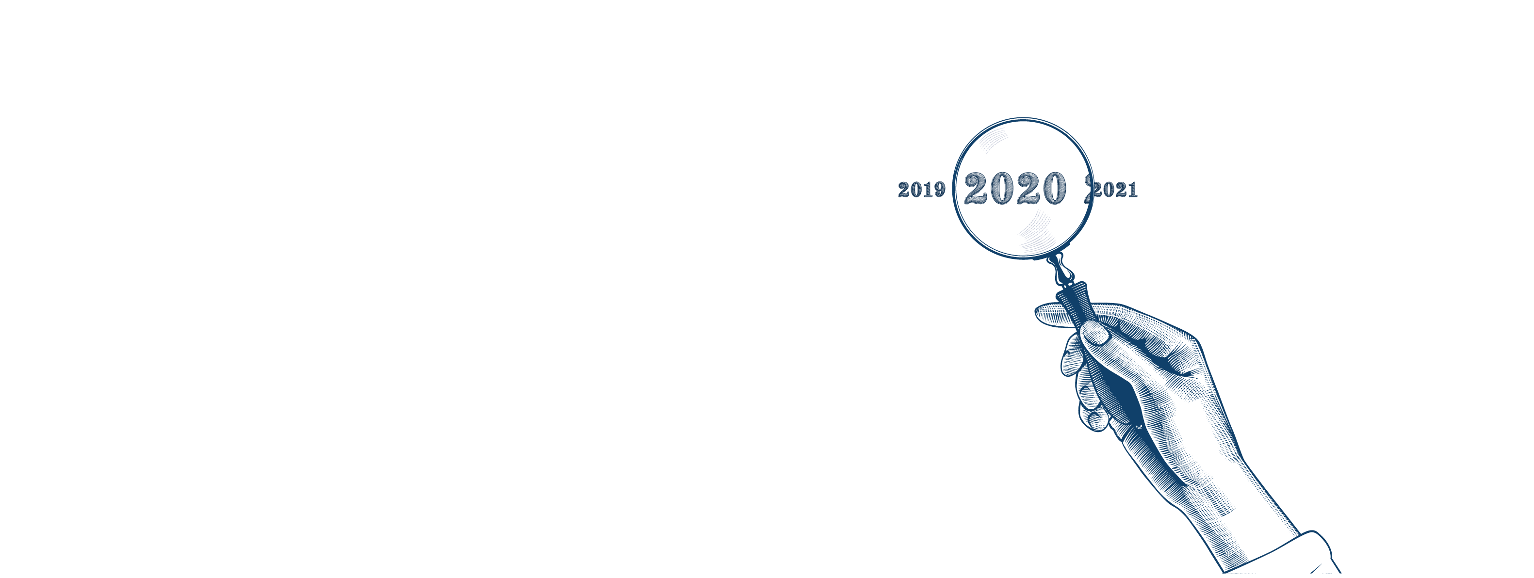 2020 Reflections: Looking Back to Move Forward